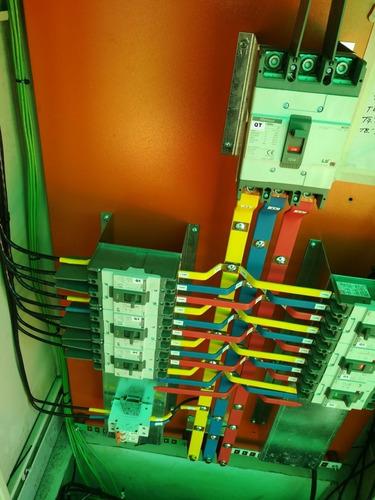 mantenimiento en redes de comunicación,electricidad