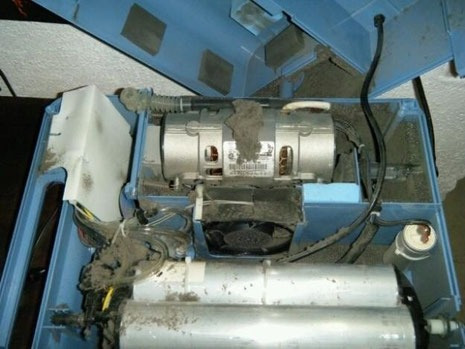 mantenimiento especializado de concentradores de oxigeno