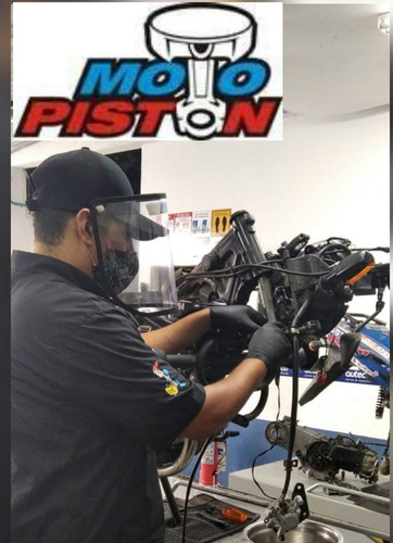 mantenimiento exclusivo para  tu moto