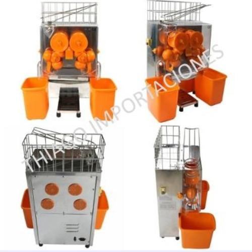 mantenimiento exprimidores de naranjas industriales