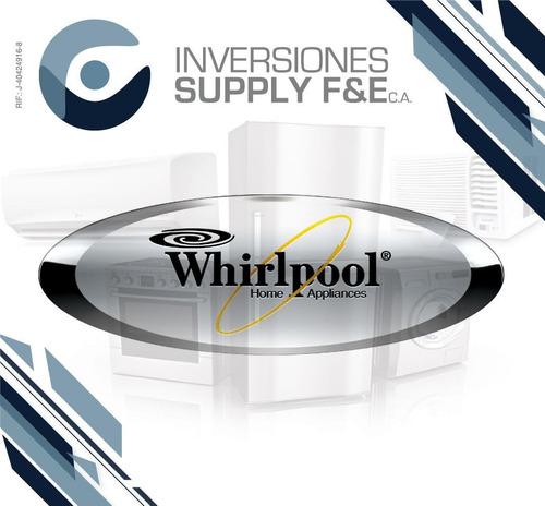 mantenimiento fabricadores de hielo whirlpool