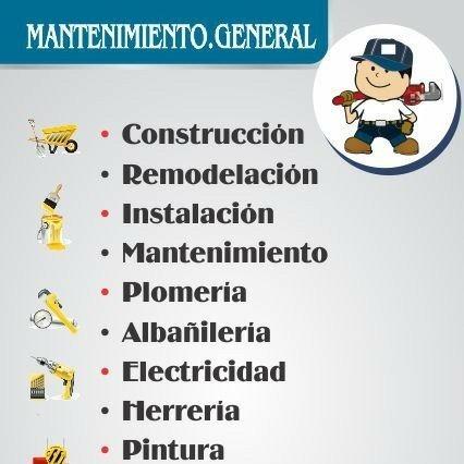 mantenimiento general