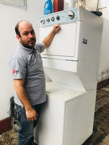 mantenimiento general de lavadoras y secadoras