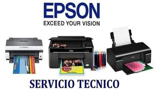 mantenimiento general/tarjeta logica y sistema tinta epson