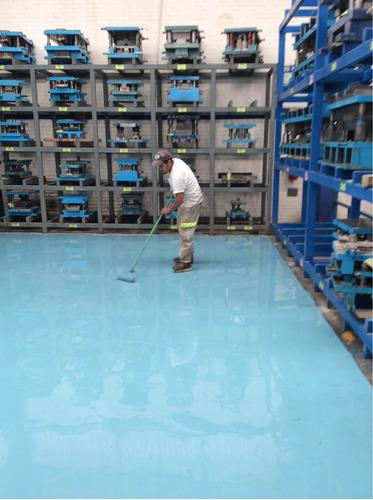 mantenimiento industria pisos epoxicos e impermabilizantes