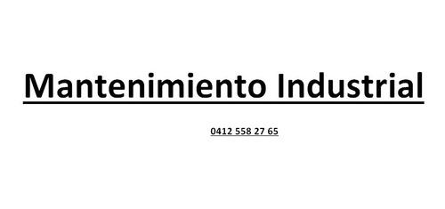 mantenimiento industrial...