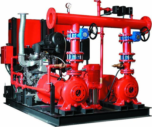 mantenimiento instalaciones incendio - extintores - gases