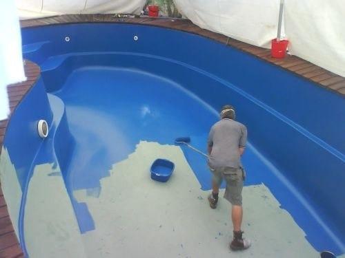 mantenimiento integral piscinas vaciados pintura revest