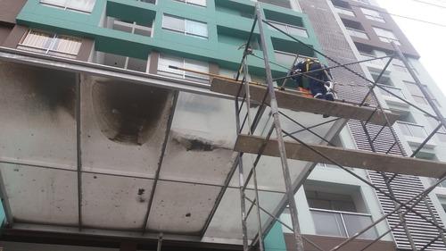 mantenimiento limpieza instalacion techos canaletas,