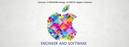 mantenimiento, mac, windows a domicilio. ing de sistemas