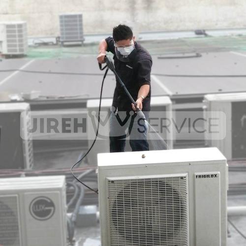 mantenimiento para aire acondicionado residencial split vent