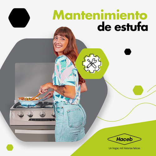 mantenimiento para estufas y cocinas-servicio técnico haceb