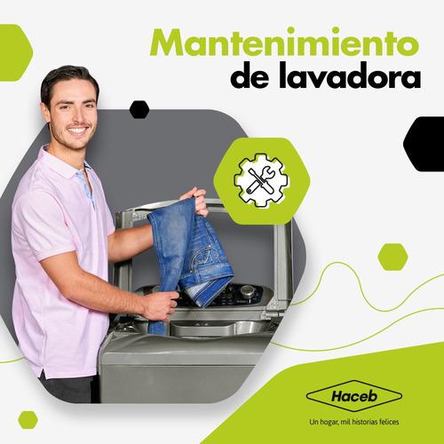mantenimiento para lavadora - servicio técnico haceb