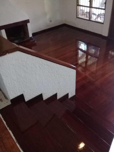 mantenimiento pisos parquet