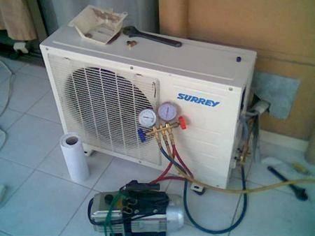 mantenimiento preventivo aires acondicionados