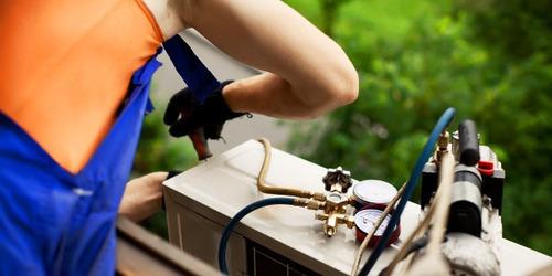 mantenimiento preventivo de aire acondicionado