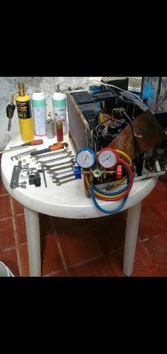 mantenimiento preventivo y correctivo de aires acondicionado