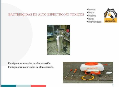 mantenimiento preventivo y correctivo de electrodomésticos