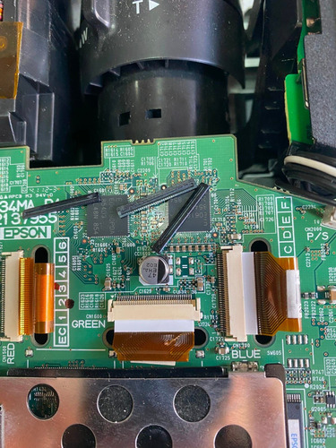 mantenimiento preventivo y correctivo de proyectores