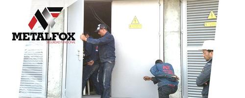 mantenimiento puertas cortafuego