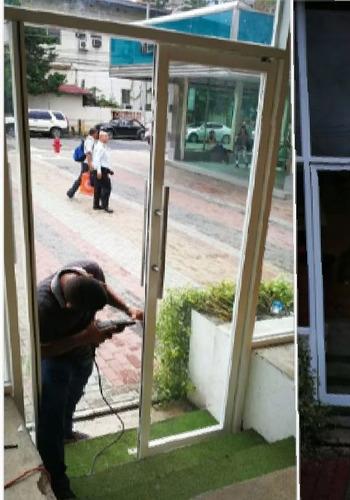 mantenimiento puertas ventanas