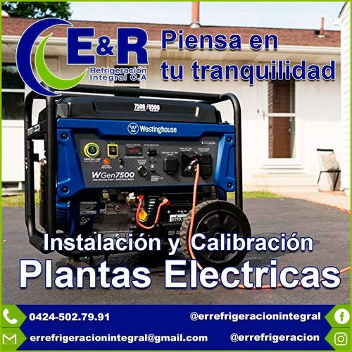 mantenimiento reparacion aire cava cuart planta electricidad