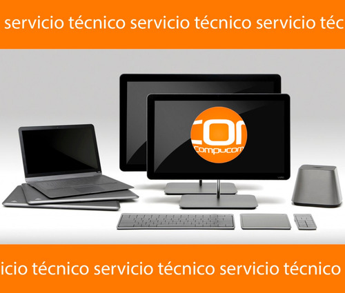 mantenimiento reparación computadoras: pc y laptop compucom