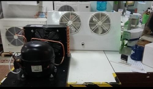 mantenimiento, reparación de cámaras frio y ventas de equipo