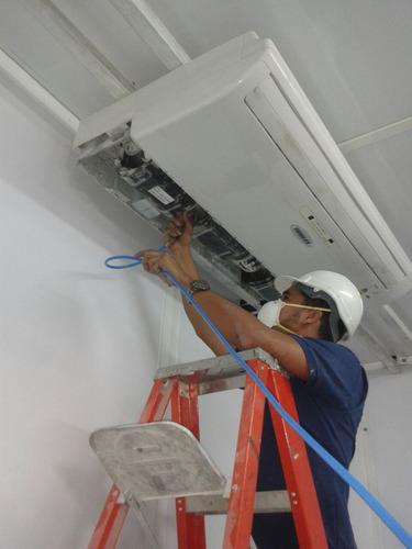 mantenimiento, reparación e instalación aire acondicionado