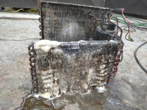mantenimiento reparacion e instalacion aires acondicionados