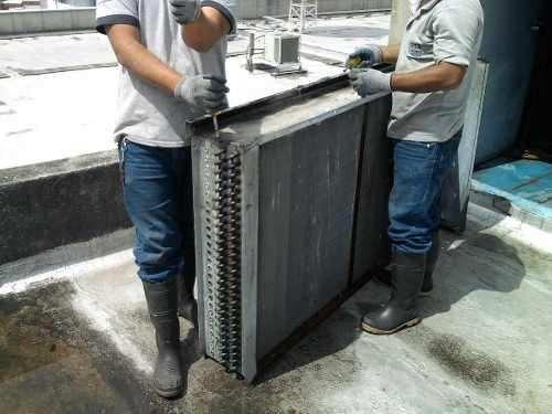 mantenimiento reparacion e instalacion de aires acondicionad