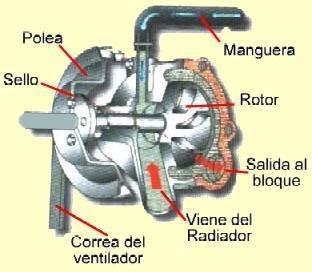 mantenimiento, reparación e instalación de bombas de agua