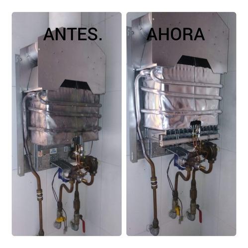 mantenimiento, reparación e instalación de gasidomesticos
