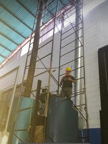 mantenimiento, reparación he instalación de calderas
