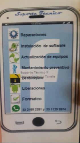 mantenimiento, reparación y clases para computadores
