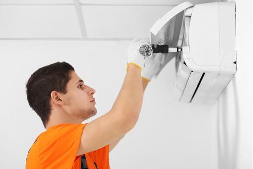 mantenimiento, reparación y montaje de aire acondicionado