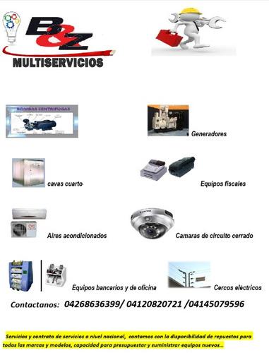 mantenimiento, servicio, reparacion, ventas, nuevos  y usado