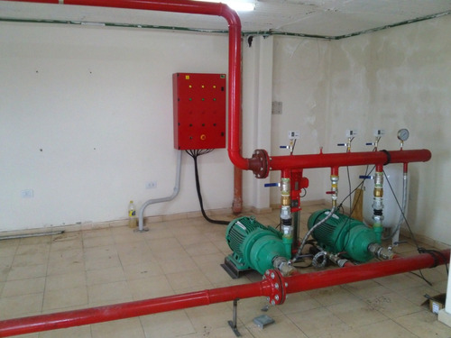 mantenimiento sistemas de lucha contra incendio cordoba