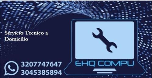 mantenimiento software de computadores y laptop