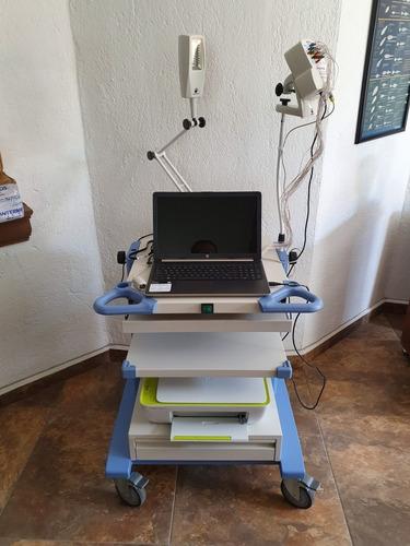 mantenimiento y dignóstico electroencefalografo eeg digital