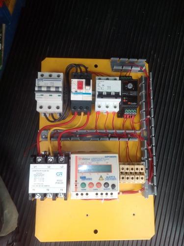 mantenimiento y equipamiento de pozos profundos