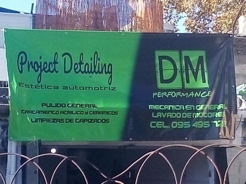 mantenimiento y estética automotriz
