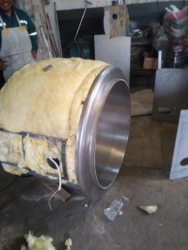 mantenimiento y fabricación de marmitas