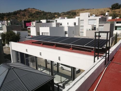 mantenimiento y limpieza de paneles solares