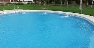 mantenimiento y limpieza de piscina