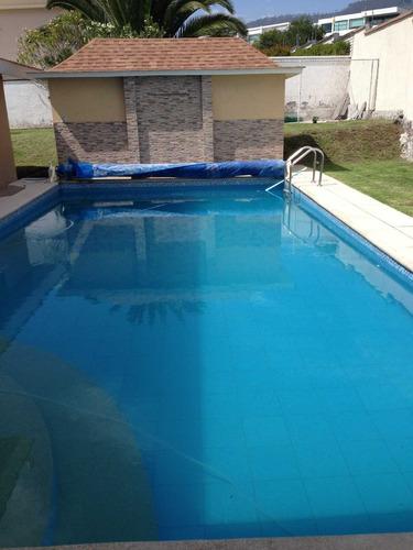 mantenimiento y limpieza de piscinas en quito y valles