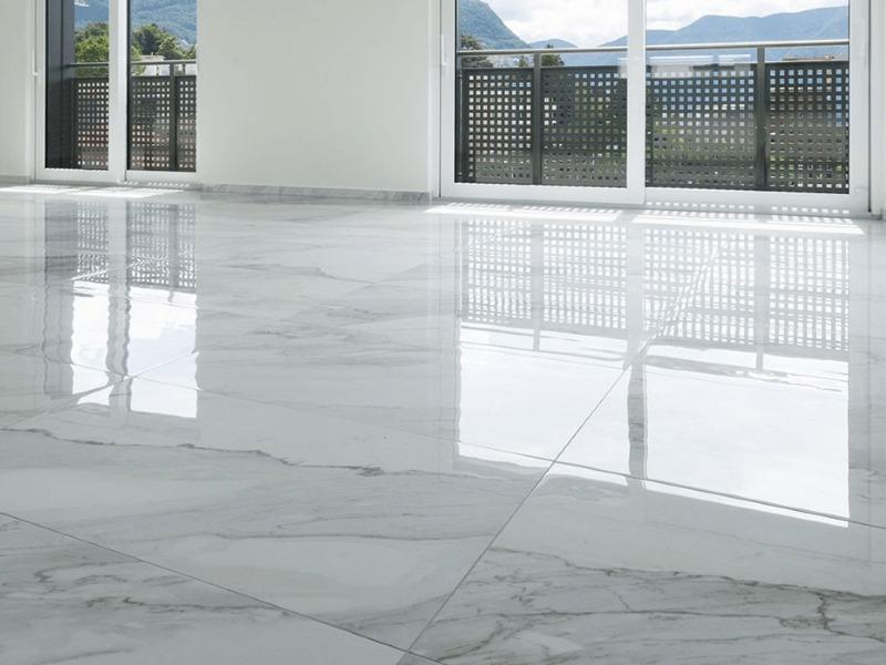 Mantenimiento y limpieza de pisos en m rmol granito cuarzo for Como pulir marmol