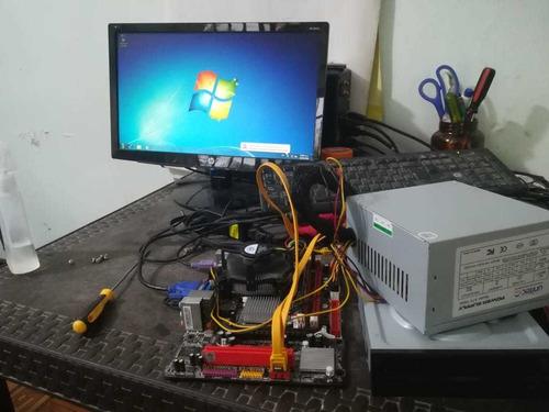 mantenimiento y repara de computadores de mesa y portátiles