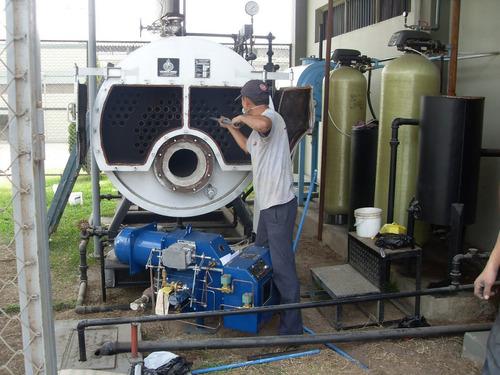 mantenimiento y reparación calderos y bombas de agua