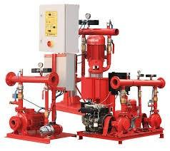 mantenimiento y reparacion de bombas de agua y para incendio